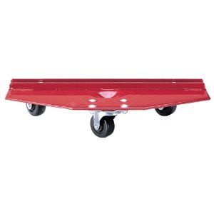 Raymond Products All Purpose Dolly by Raymond Products. $65.99. Get the job done with the American-made all-purpose dolly. Heavy-gauge steel construction provides a strong, stable surface. With three non-marring 2.5 inch swivel casters, this dolly ensure smooth maneuverability.