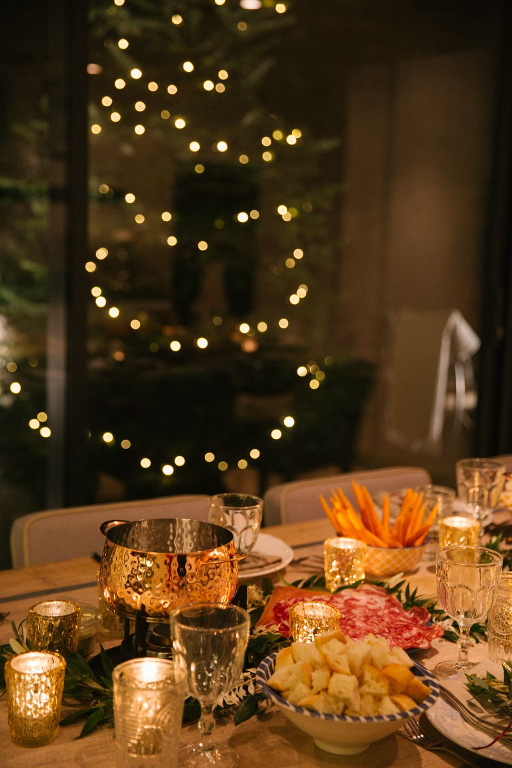 Alpine Dinner Party (A FunDo New years eve dinner