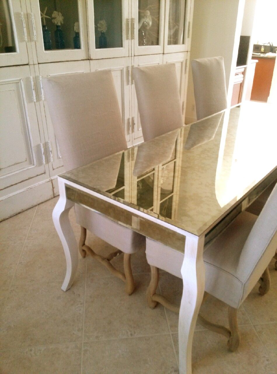 21+ Retro glass dining table set Various Types