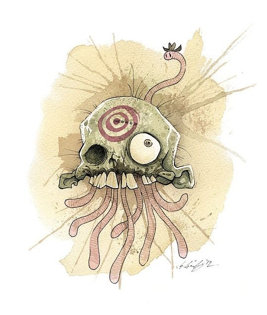 Original Illustrations by Gris Grimly
