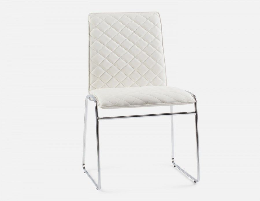 CRYSTAL Chaise de salle  manger