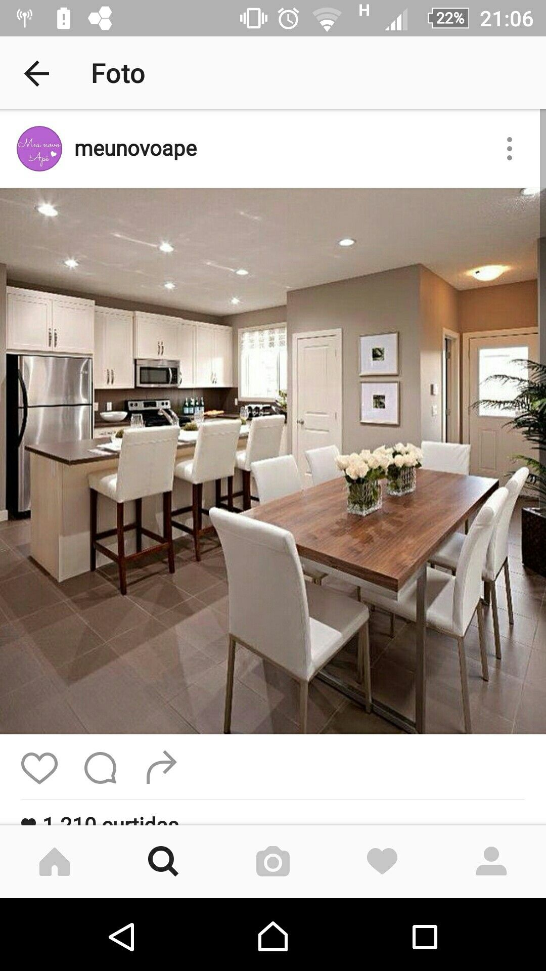 New Open Plan Kitchen and Dining Room Designs