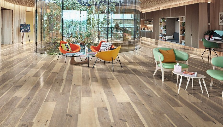 Biophilic Commercial Design Wellness And Well Being Karndean