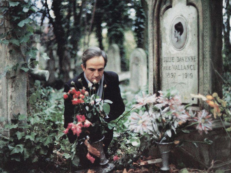 François Truffaut in \