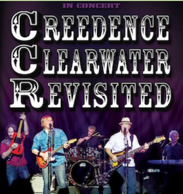 Creedence Clearwater Revisited 2017 Cannery Clear