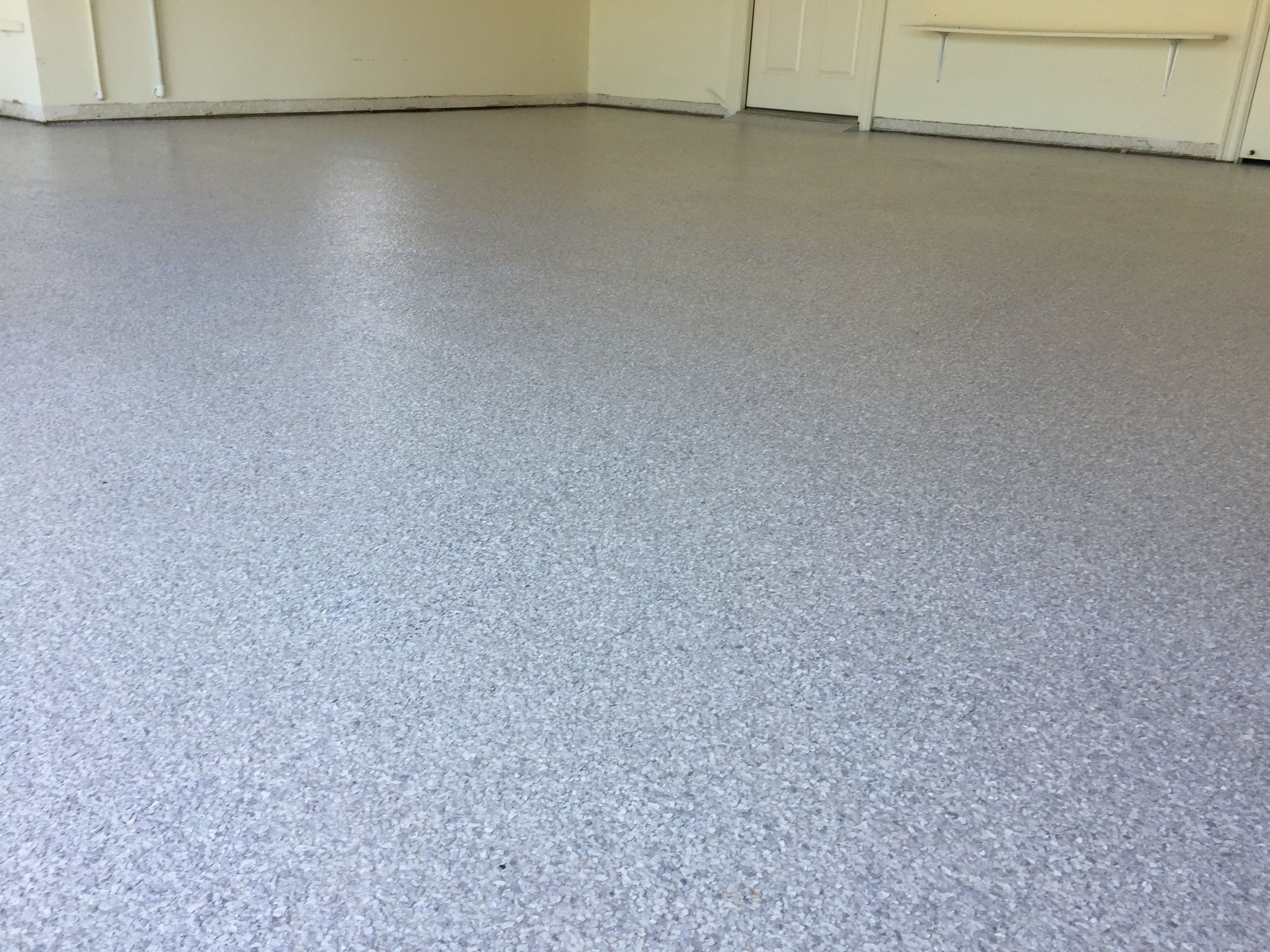 Garage Floor Coating Epoxy Flake Coating Patios Concrete