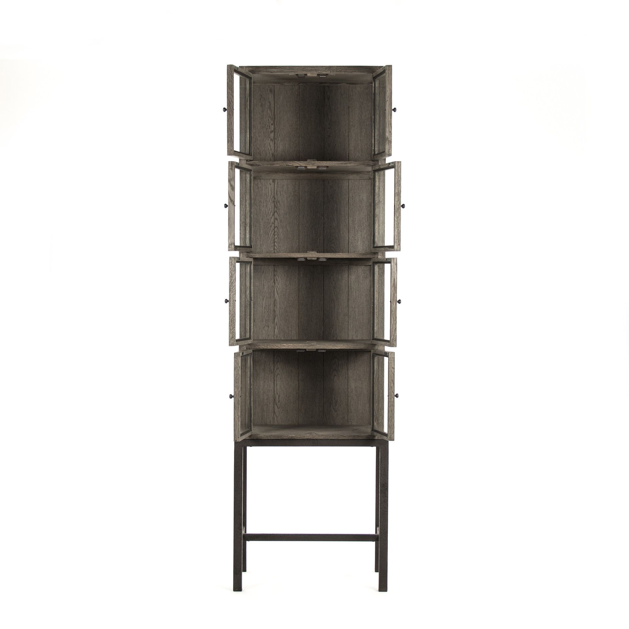 Sombre Office Storage Cabinet