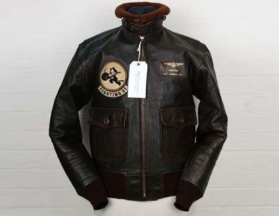 U.S. Navy G-1 Leather Flight Jacket | rossa | Pinterest | Leather ...