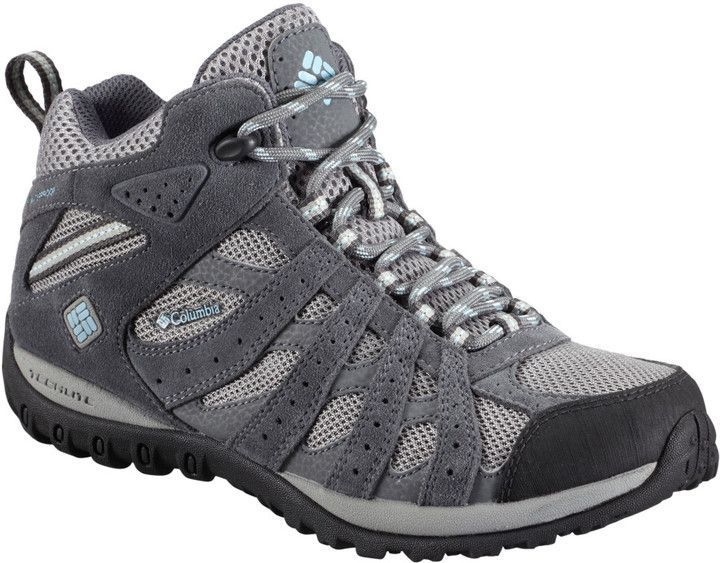 352d0650722 Columbia Redmond Mid Waterproof Hiking Boot - Women's | Shoes and ...