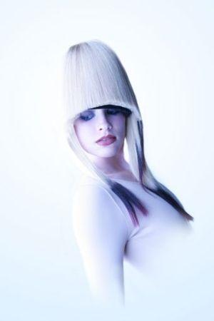 future girl, Eric Fisher, alternative girl, hairstyle, futuristic look, future fashion, amazing, unique, awesome, fashion girl, future girl by FuturisticNews.com