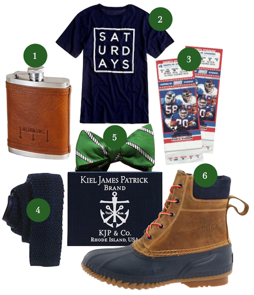 GIFT GUIDE: FOR THE BOYS.