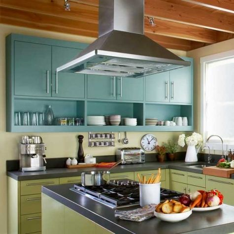 Unique Kitchen island Range Hood Ideas