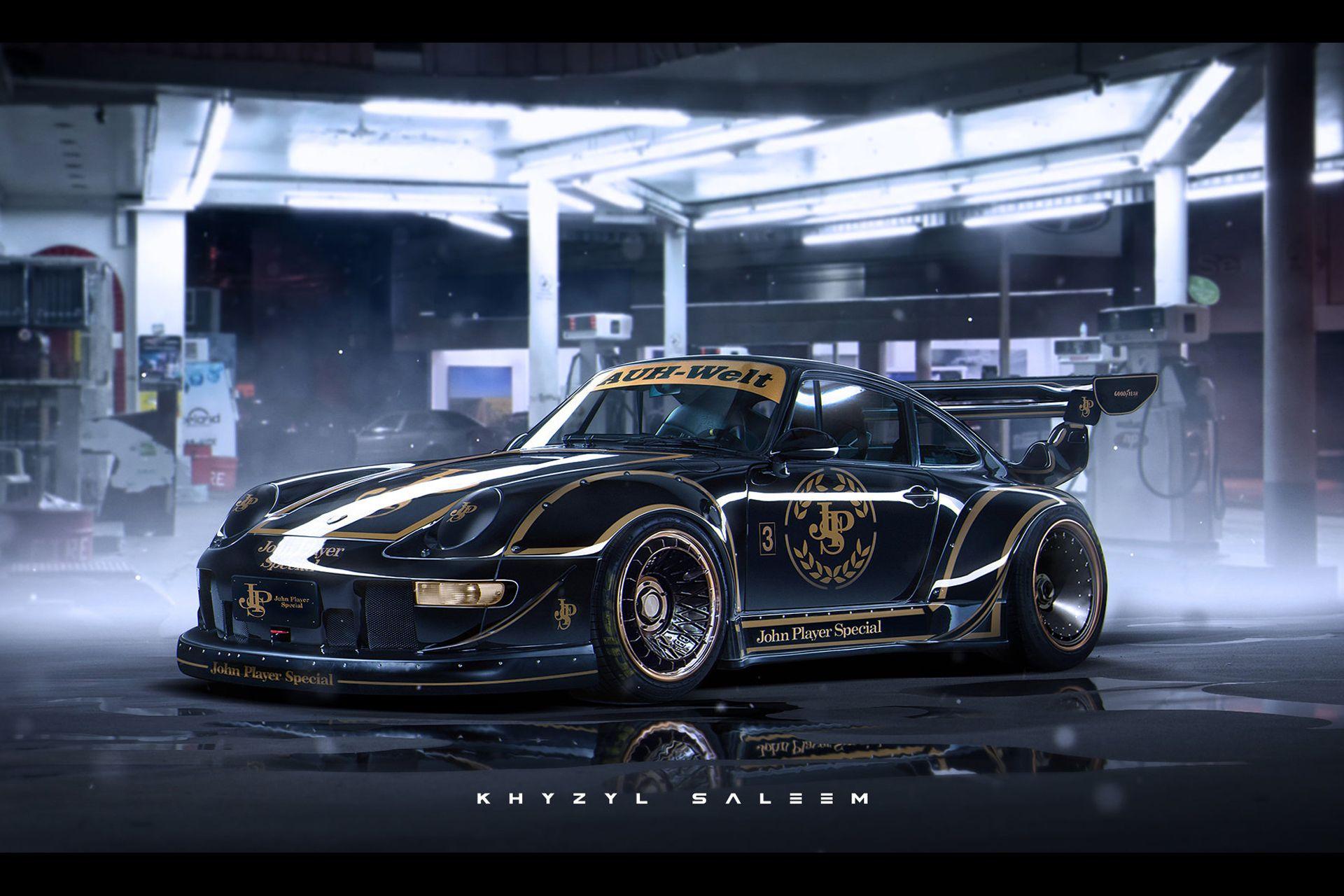 Johnny Player Special Porsche 997 1920—1280