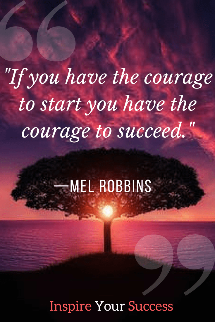 27 Mel Robbins Quotes To Inspire Courage & Confidence in