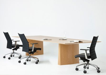 vox conference table tower base vox tables conference table rh pinterest com