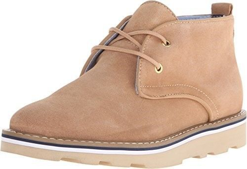 online store 58bb0 90d70 Tommy Hilfiger Womens Prep Leather Closed Toe Ankle Fashion ...