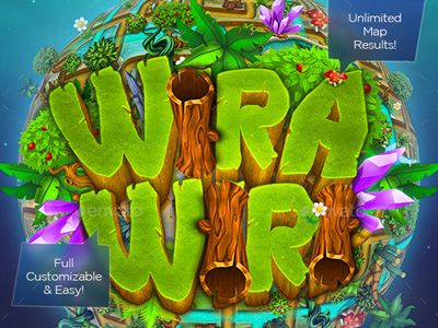 Wirawiri Game Level Map Builder by Game Assets Royalty Free Game - best of free online world map creator