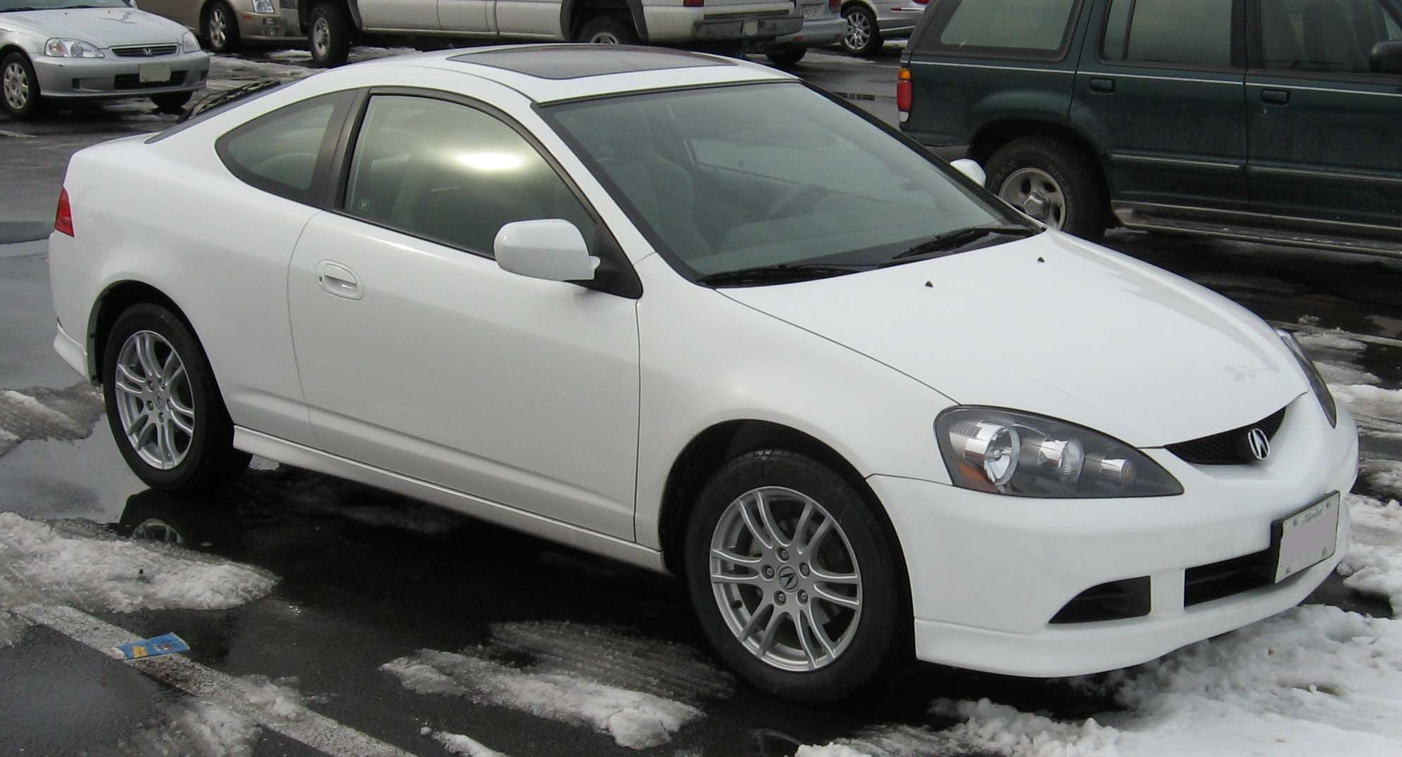 Acura RSX Japanese Vehicles Pinterest