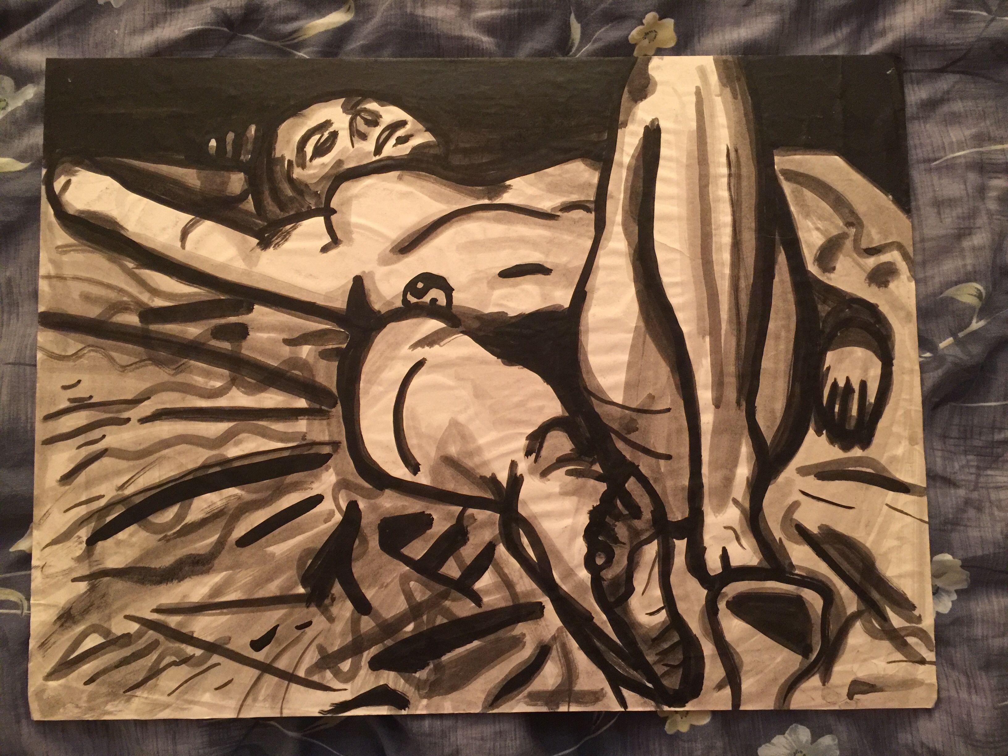 My art by colin kaepernick fan art art my arts