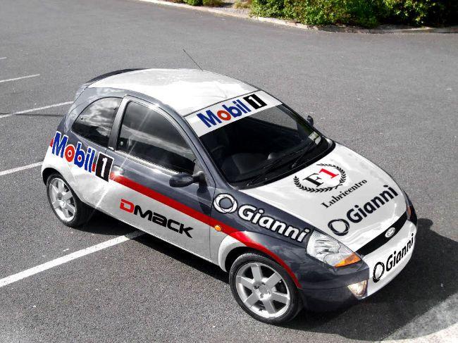 Ford Ka De Rally A Estrenar