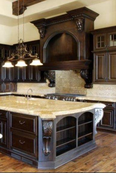Stunning Old World Style Kitchens Elegant Old World Style