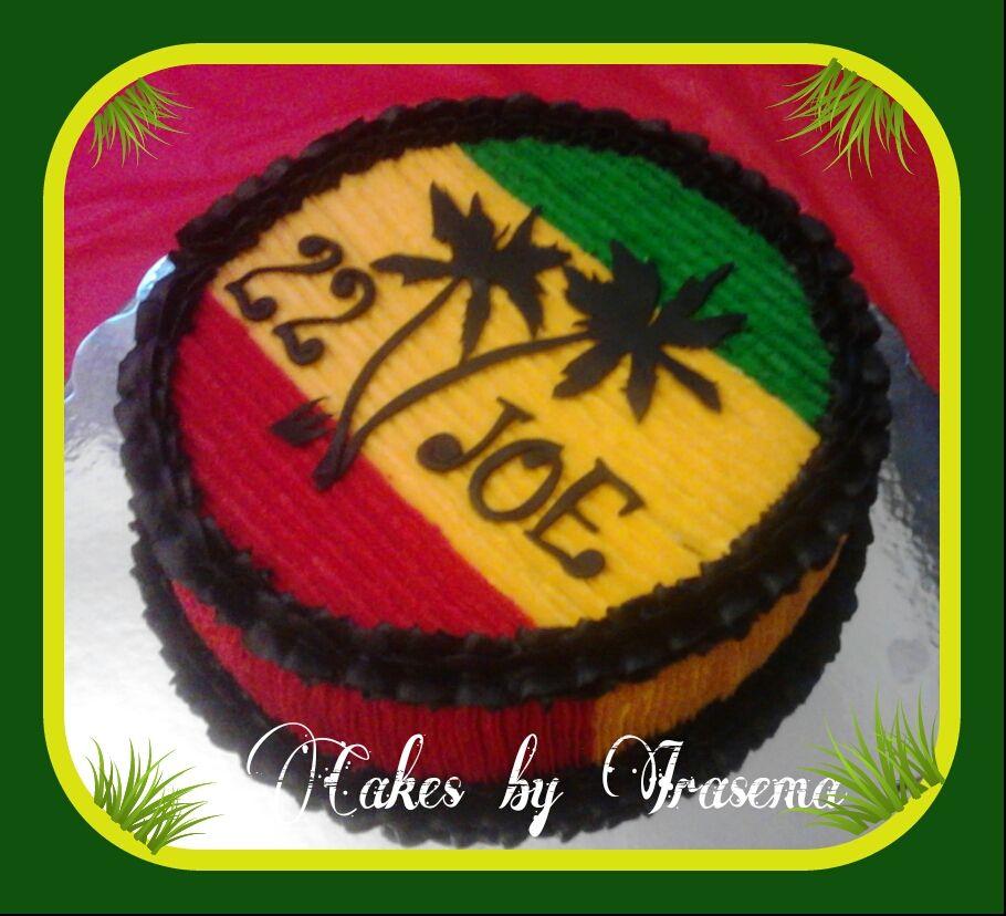 Rasta Cake cakes