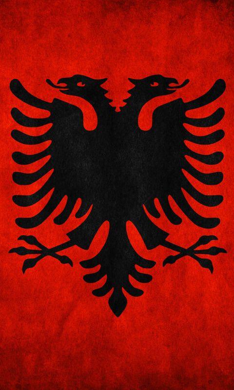 Flag Of Albania Albania Flag Albania Albanian Flag