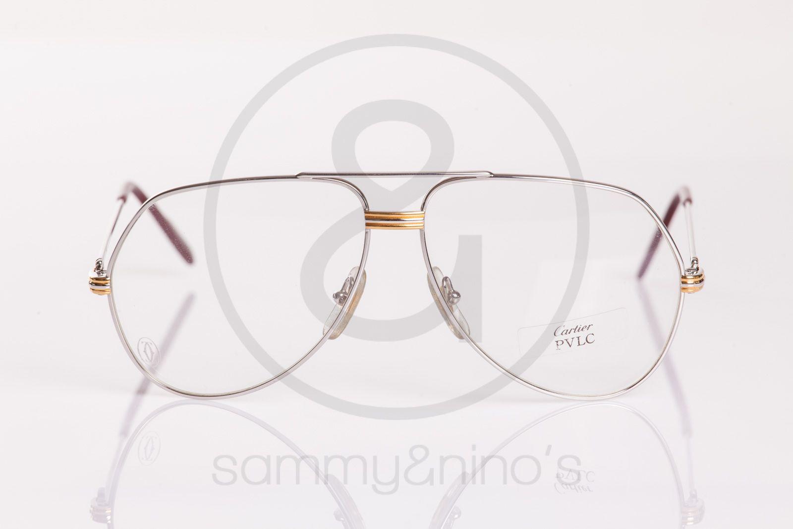 a84749f05bc4 Cartier Vendome platinum 59-12