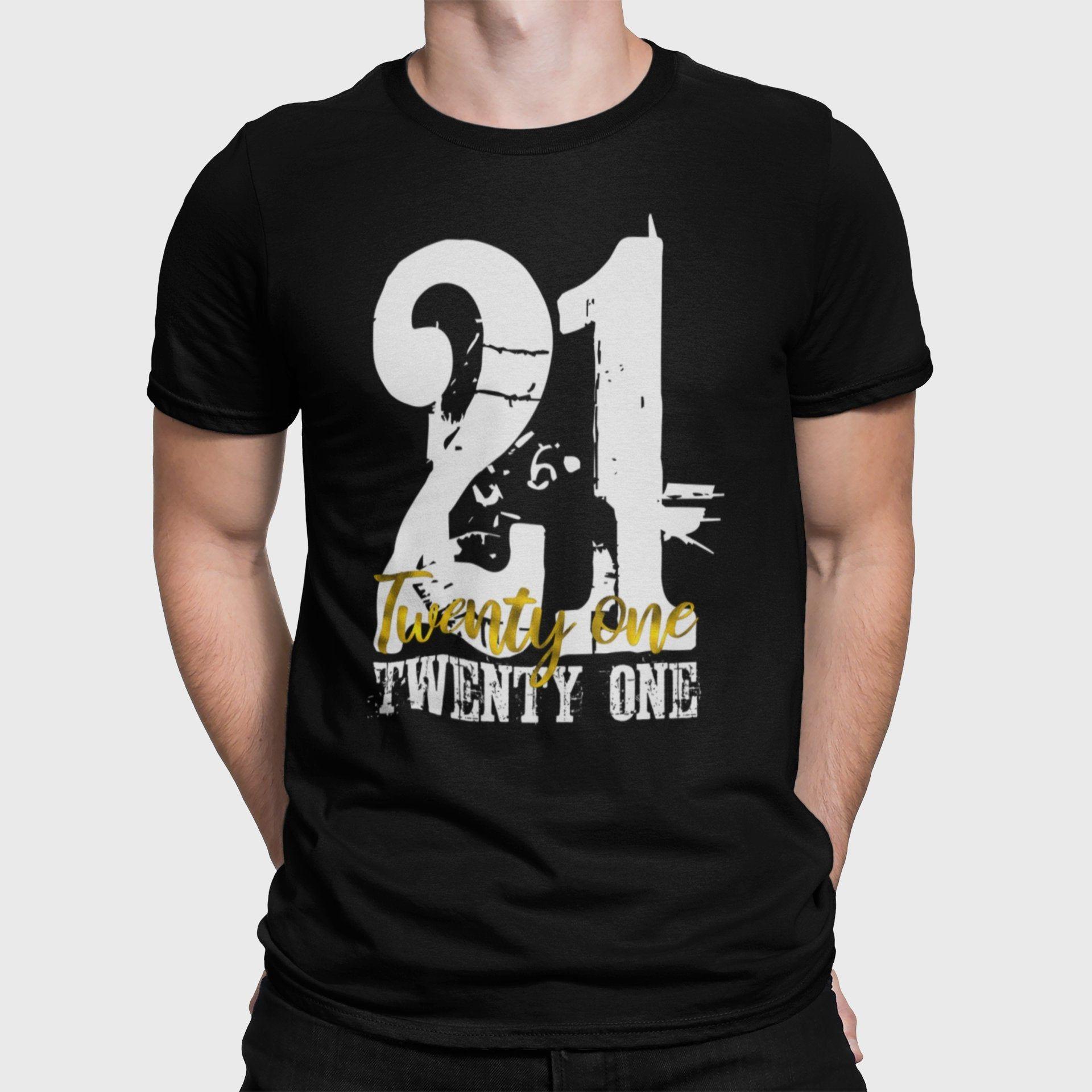 21 twenty one 21 year old shirt 1999 21st birthday gift