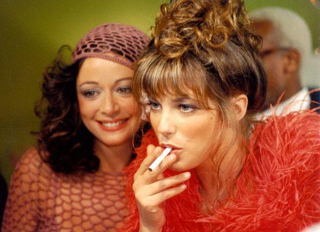 Jane Birkin in Trop jolies pour être honnêtes directed by Richard Balducci, 1972