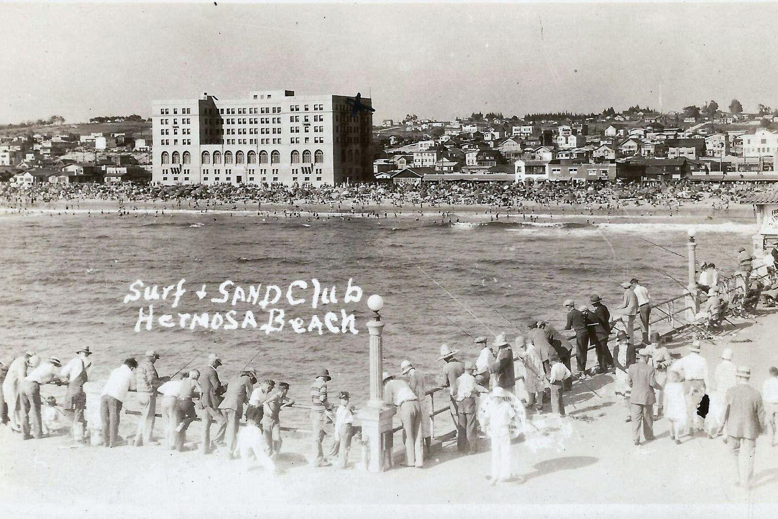 Old Hermosa Beach photo Old Hermosa Beach