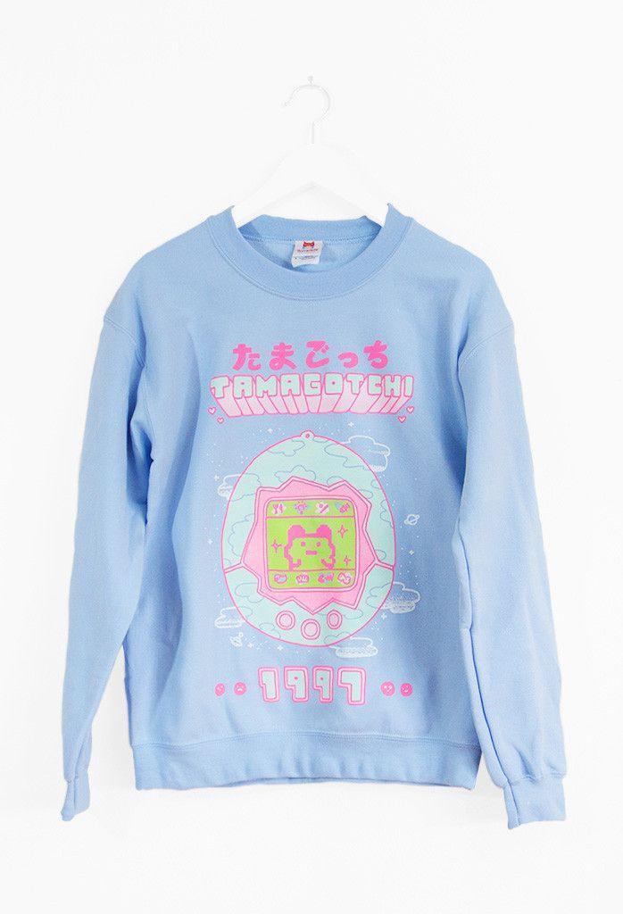 TAMAGOTCHI EGG Sweater  Color  – OMOCAT  4a4c80f18