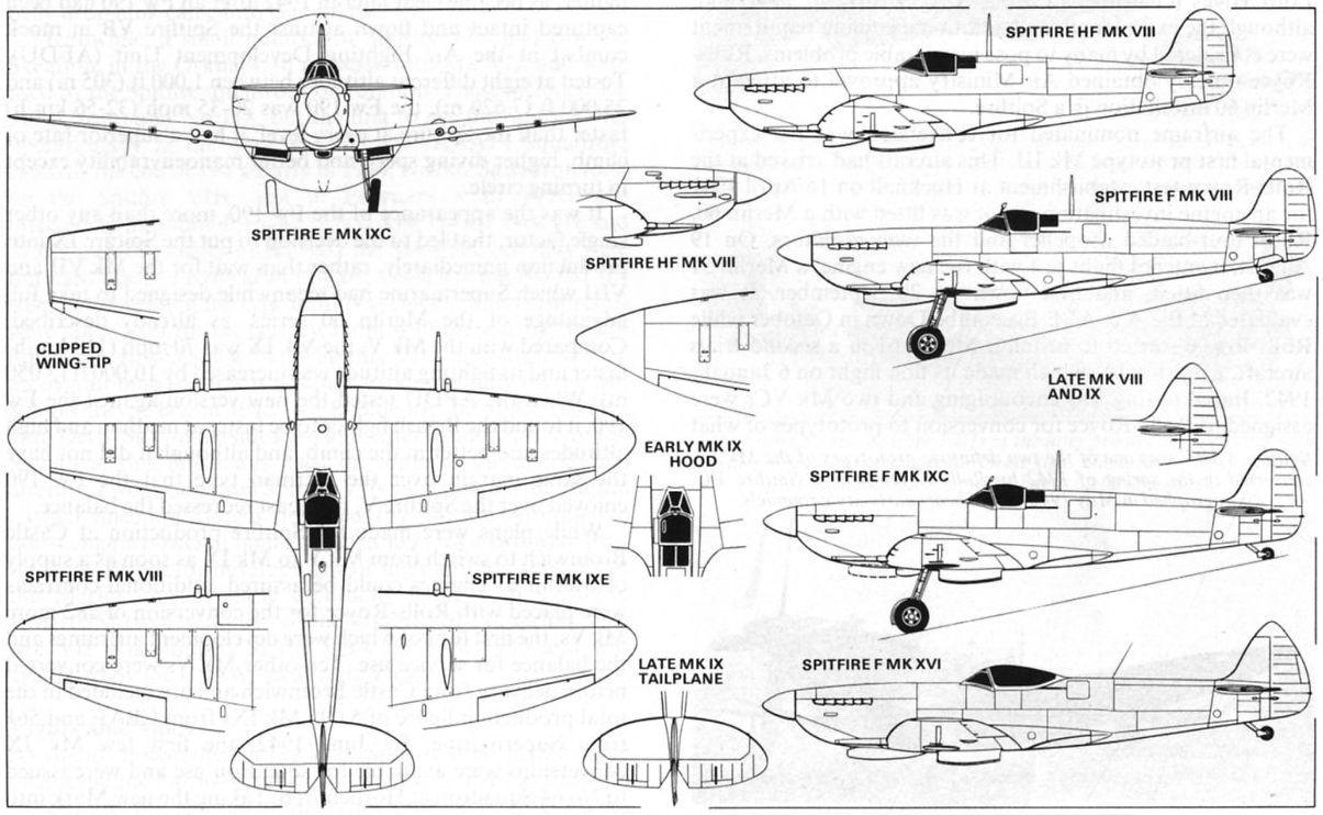 Обои spitfire, mk.ixc, Supermarine. Авиация foto 17