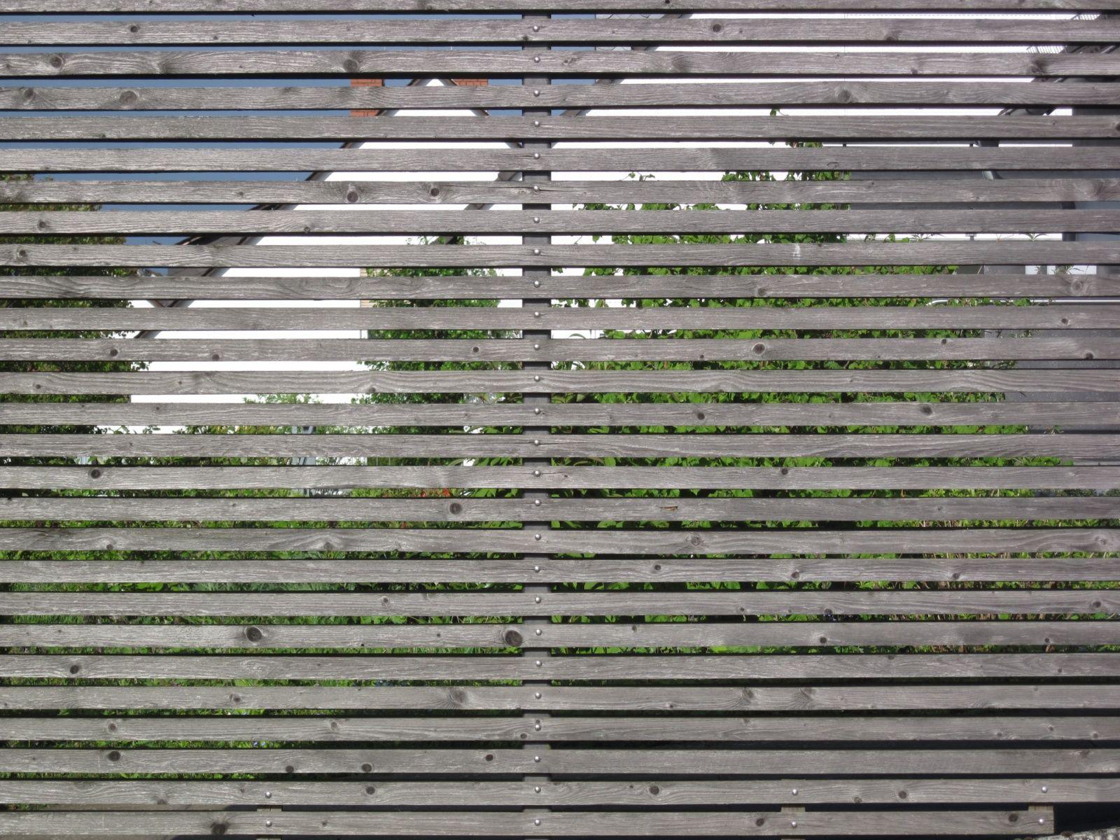 Sichtschutzzaun Holz Haltbarkeit – patrialfo