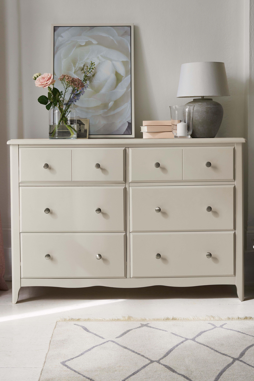 next evelyn wide chest white in 2019 bedroom ideas dresser as rh pinterest com