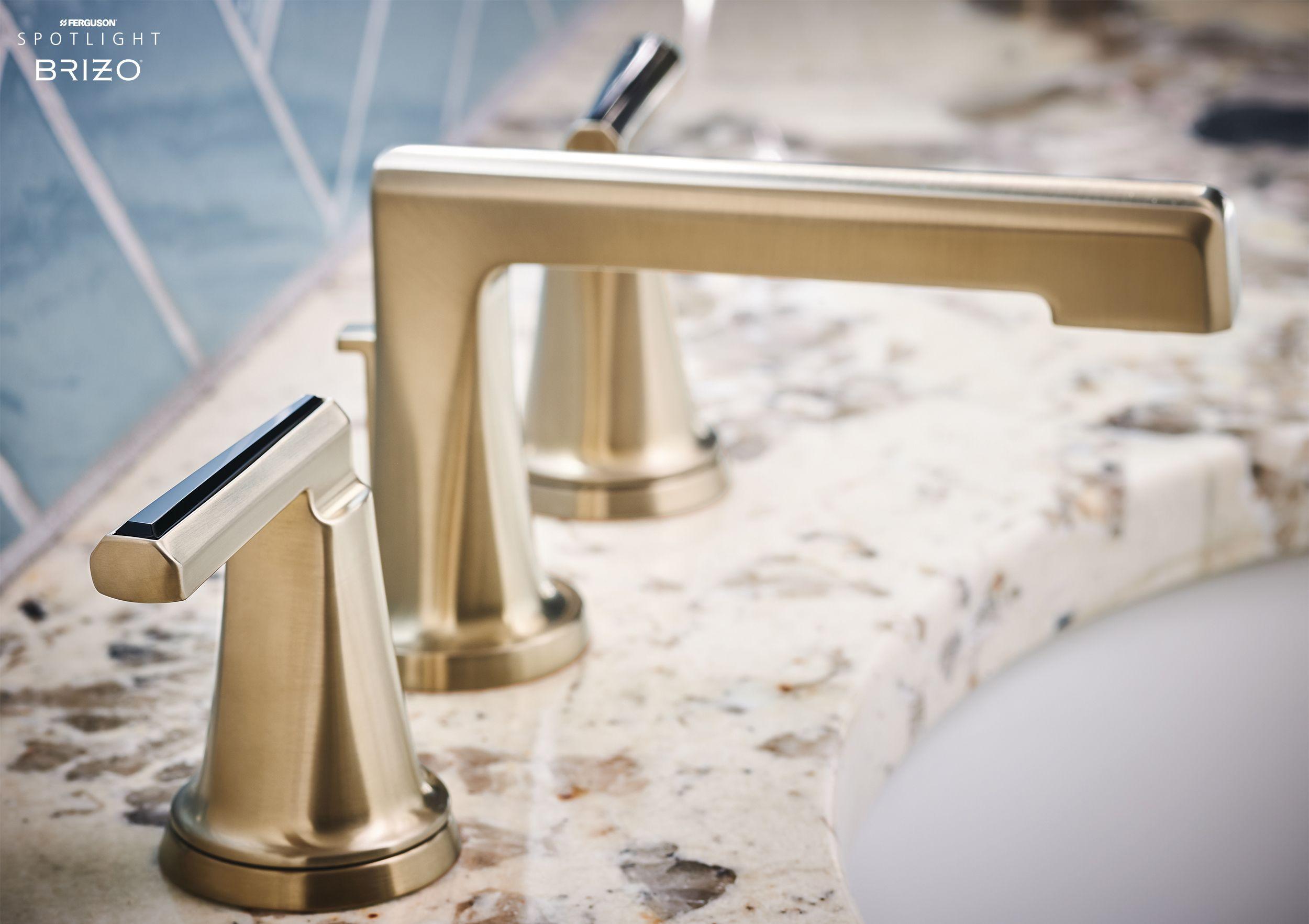 brizo levoir bath collection ferguson spotlight lavatory rh pinterest com