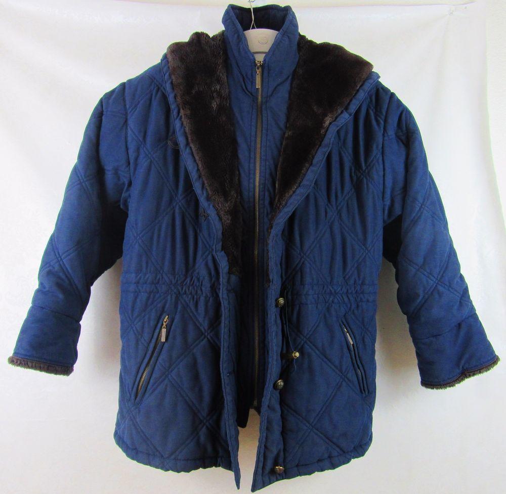 Women S Innovations By Izzi Jacket Coat Size Xl Blue With Black Trim Jackets Coats Jackets Coat [ 977 x 1000 Pixel ]