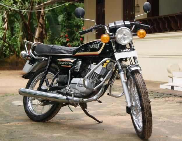 This Yamaha Rx 135 The First Piece Of Machinery I Fell In Love With Yamaha Rx 135 Yamaha Bikes Yamaha Motor