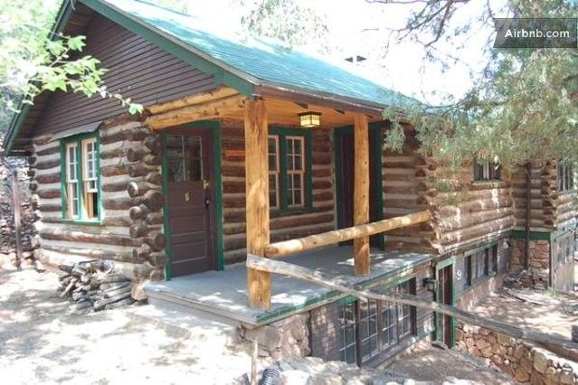 keithley pines historic log cabins in manitou springs places to go rh pinterest com