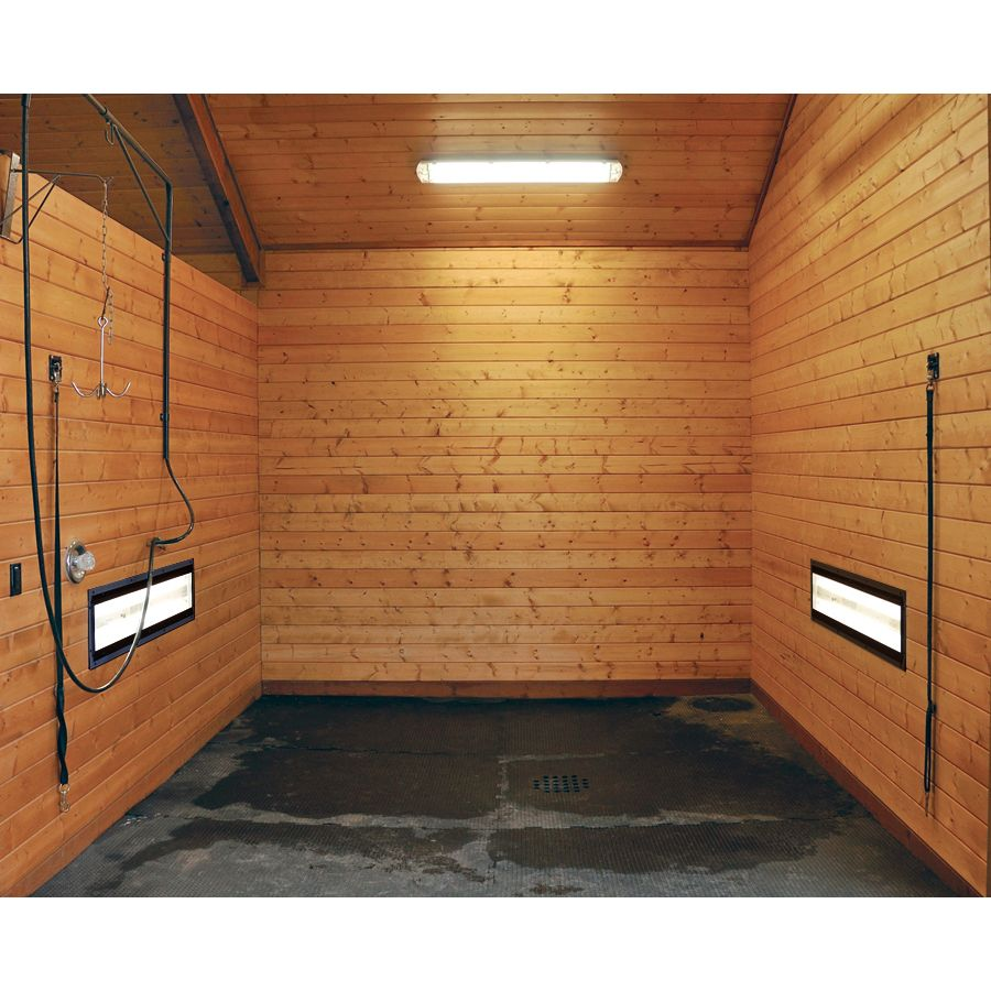 Wash Groom Horse Stall Package Available From Barn Pros