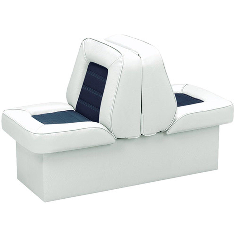 New Bucket Style Back to Back Lounge Cushion Padded Fishing Boat