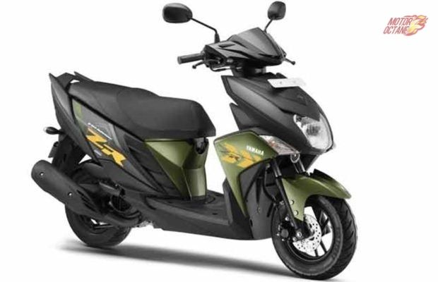 Yamaha Ray Zr Price Specifications Review Dimensions Yamaha