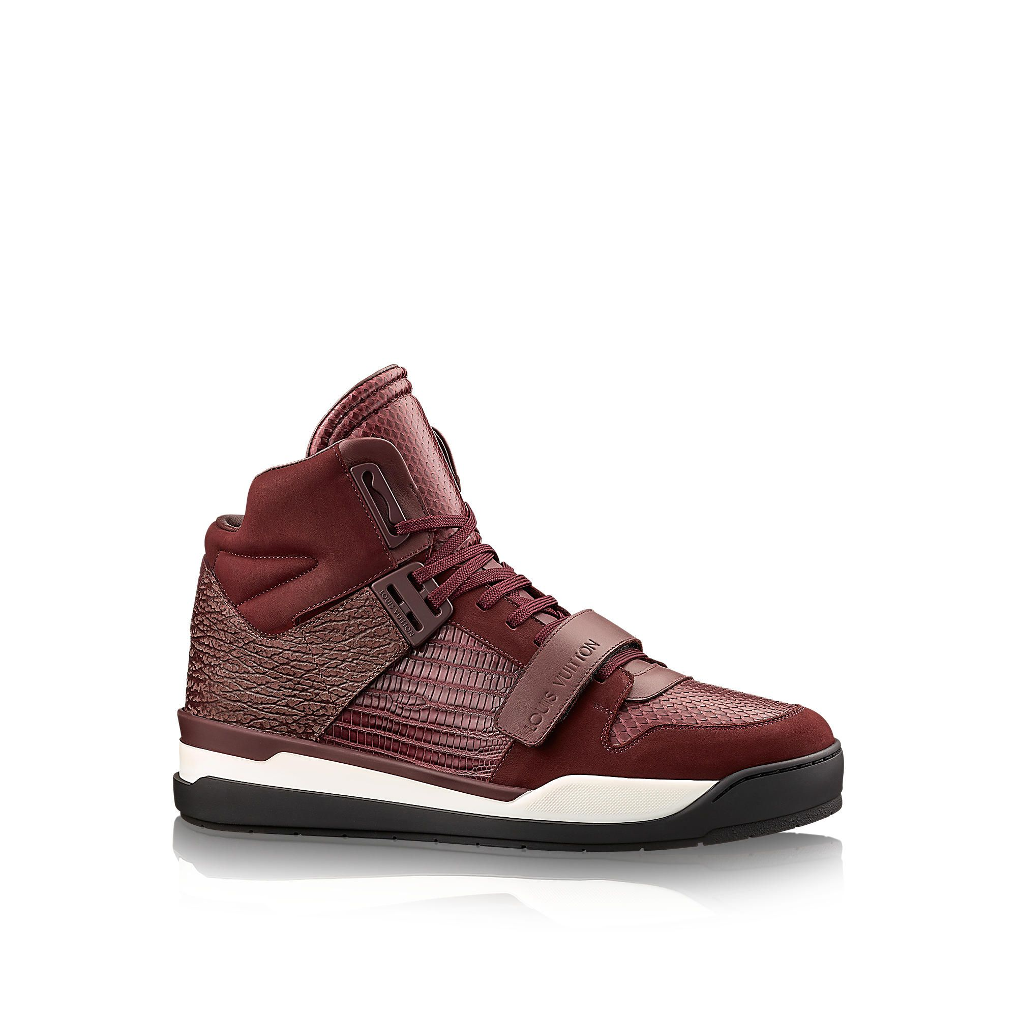 f7f56ac4913d Discover Louis Vuitton Trailblazer sneaker boot via Louis Vuitton ...