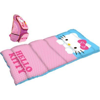 b0afd077e1d Sanrio Licensed Backpack Sleeping Bag - Hello Kitty (1 lb)   Hello ...