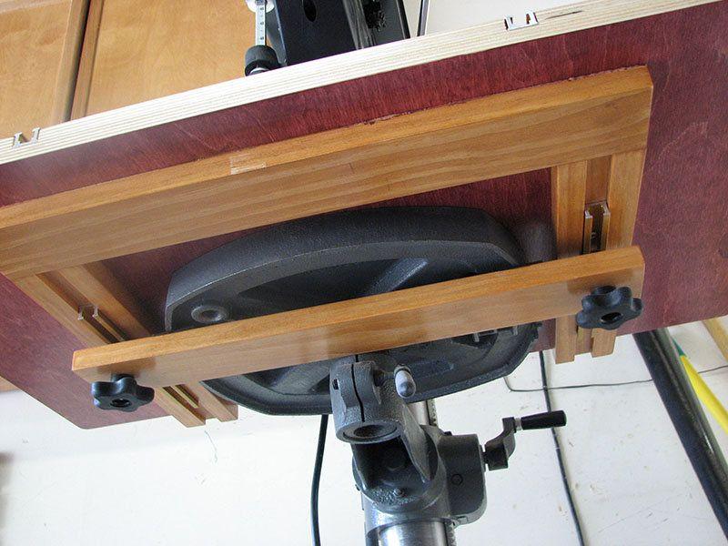 Incra Drill Press Table Google Search Bohrmaschinentisch