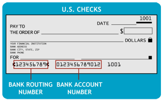 How To Get Account And Routing Number Without Check