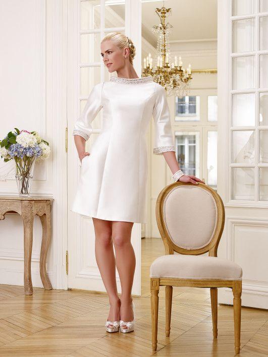 Robes De Mariee Pronuptia Modele Cayrol Robe De Mariee Pronuptia Robe De Mariee Robe Mariage Civil