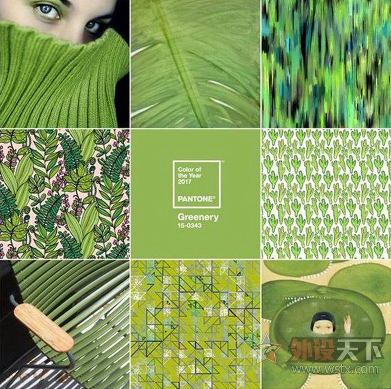 Farbe Puderrosa Richtig Kombinieren: Greenery, Trendfarbe Wie Man Sie Trägt Und Kombiniert