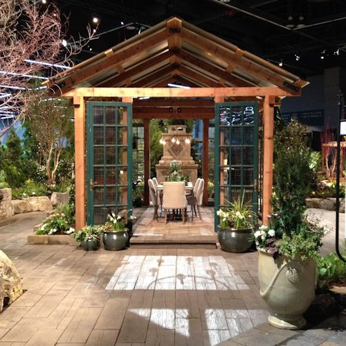 Beautiful 4 Hot Design Tips From Portland Yard Garden Patio Show Pt Ii
