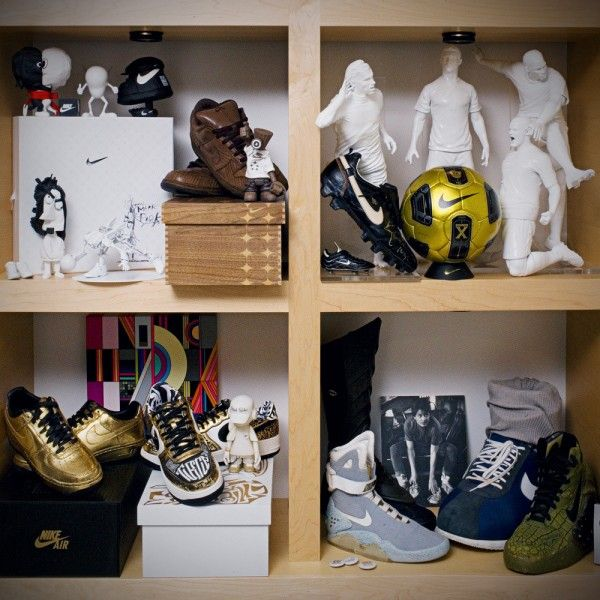 Mark Parker, Nike CEO's office